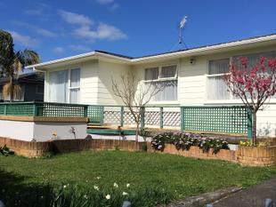 Three Bedroom Home - Pakuranga