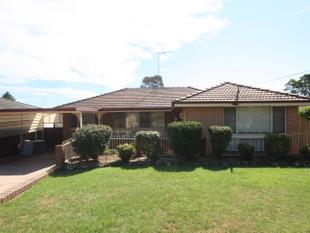 Beautiful Family home - Campbelltown