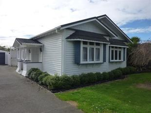 4 Bedroom Character Home - Palmerston North