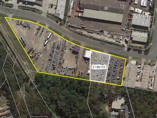 Secure Hardstand Site In Central Location - Arundel