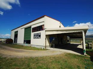 Cluden warehouses for lease - Cluden