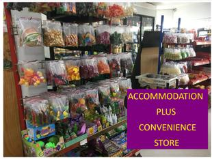 Accommodation + Convenience Store - Burwood