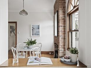 Sundrenched terrace with two street access - Erskineville