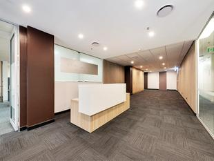 Whole floor with fit out - Sydney