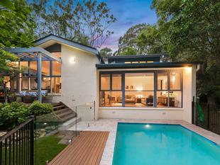 The complete family sanctuary in a pristine setting - Wahroonga