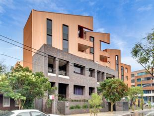 DEPOSIT TAKEN!! New One Bedroom Apartment in Designer complex! - Erskineville