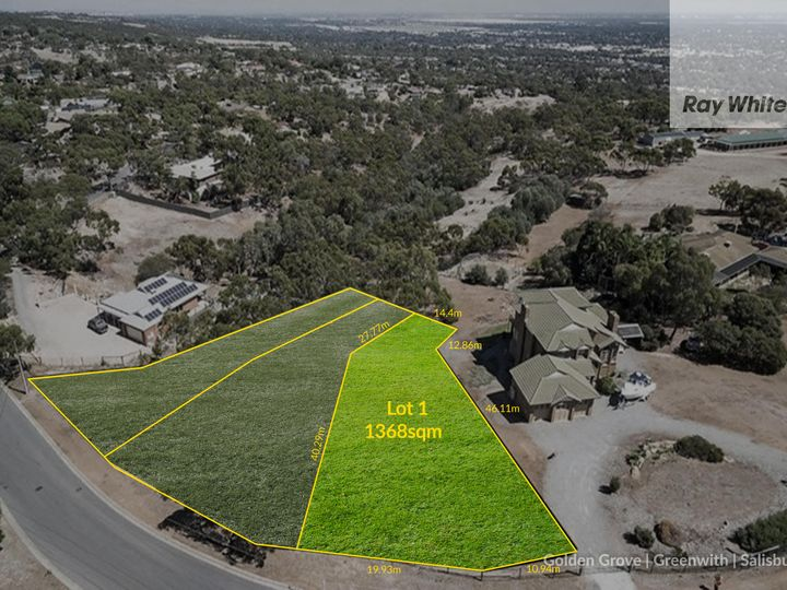 Lot 1, 36 Coomurra Drive, Greenwith, SA