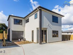 Brand New Family Home in Mangere - Mangere
