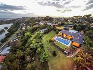 Hillside Residence -  Ocean Views -  Sprawling 6,228sqm of land - Banora Point