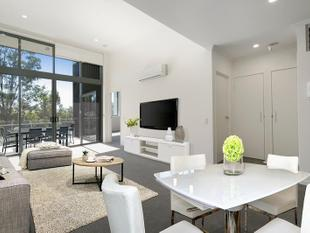 BEAUTIFUL TOP FLOOR NORTH FACING  APARTMENT IN THE CANOPY APARTMENTS - Bardon