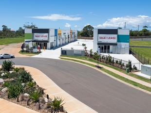 67sqm* BRAND NEW AFFORDABLE WORK STORE / WAREHOUSE / MAN CAVE - Wynnum