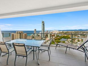 Motivated Overseas Seller - Rare Three Bedroom Apartment in Circle on Cavill - Surfers Paradise