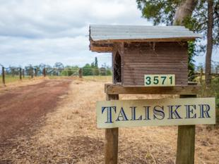 Talisker  Drumborg Vic Via Heywood - Lamb and Beef Cattle Finishing Factory - Drumborg