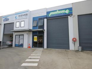 FOR LEASE - 143m2 Office/Warehouse + 138m2 Storage Mezzanine - Capalaba