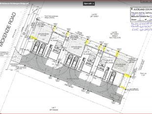 Mangere Bridge development site with Consent! - Mangere Bridge