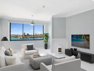 Light-drenched Living Amid Breathtaking Harbour Panoramas - Potts Point
