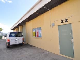 Affordable warehouse unit in Currajong - Currajong