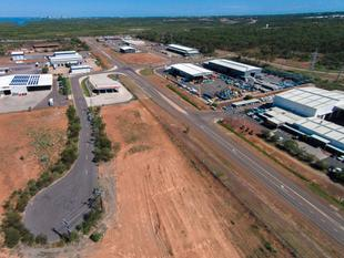 Vacant Industrial Land In High Traffic Flow Location - Wishart