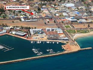 Fully leased central investment - Geraldton