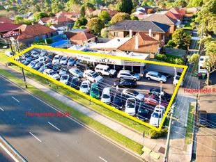 RARE CORNER SITE 740m2 - Excellent Exposure - Haberfield