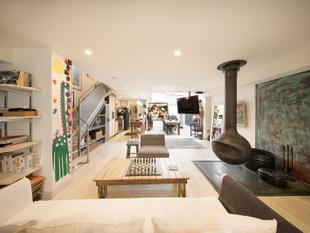 Warehouse Style Living - Surry Hills