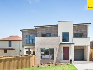 Architecturally Designed New Home With Spectacular Sydney City Views - Ermington