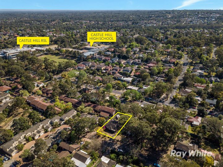 9 Worthing Avenue, Castle Hill, NSW