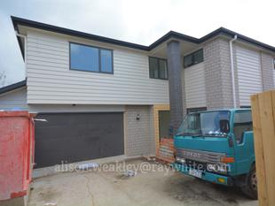 Great Value For A Brand New Home - Mangere East