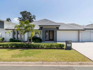 Single level designer home - Helensvale