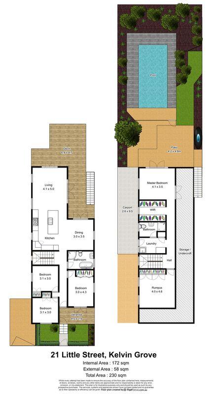 21 Little Street Kelvin Grove Qld Residential House Sold