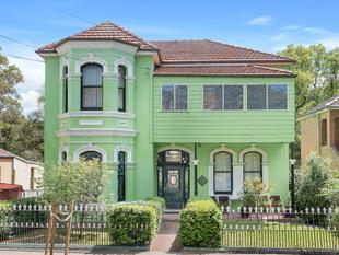 'Kelvinside' Circa 1885 - Stately Period Home in Exclusive Setting - Dulwich Hill