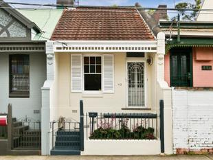 BEAUTIFUL TWO-BEDROOM TERRACE! - Newtown