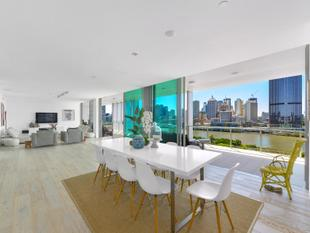 353sqm South Bank Penthouse with perfect North-facing views! - South Brisbane