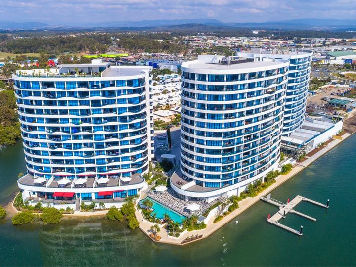 1509/5 Harbour Side Court, Biggera Waters, QLD