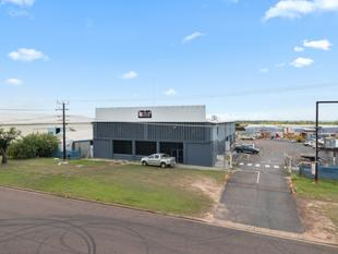 Large Industrial property with frontage to Winnellie Road - Winnellie