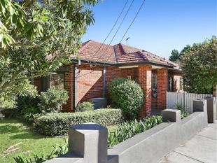 OPEN FOR INSPECTION SATURDAY 25TH NOVEMBER 11:15-11:30AM - Gladesville