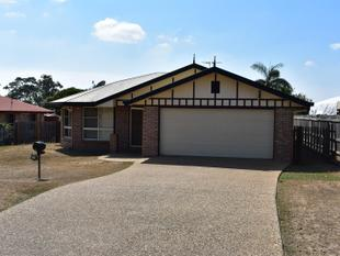 Family Home ~ 800m2 Yard ~ Side Access - Gracemere