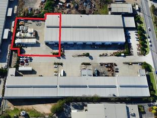 Warehouse with Hardstand Space - Richlands