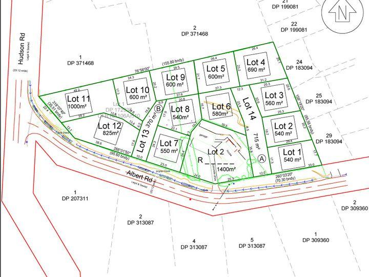 Lot 12, 48 Albert Road, Warkworth, Rodney