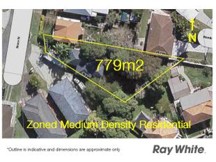 779m2 ZONED MDR - FUTURE DEVELOPMENT POTENTIAL (STCA) - Chermside
