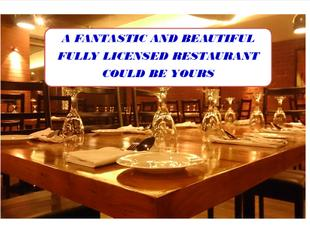Fully Licensed restaurant showing a profit!!! - Christchurch City