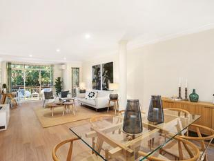 MODERN DUAL LEVEL APARTMENT WITH HOUSE-LIKE SIZE - Lane Cove