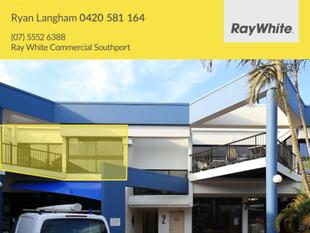 Fitted Office In Central Bundall Road Location - Bundall
