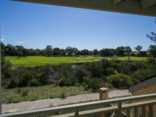 Start your day with this fantastic golf course view - The Vines