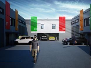 Exclusive Boutique Development - Prime Front Showroom Warehouse!!! - Epping