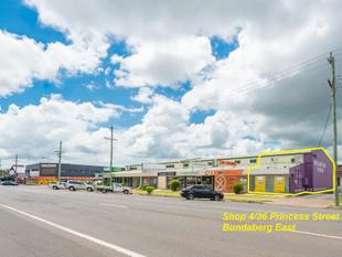 HIGH PROFILE 154m2 BUILDING - Attractive Leasing Incentives Available - Bundaberg East