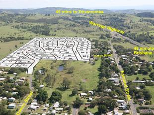 Large 5545m2 Block With Scenic Views - Marburg
