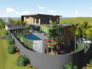 Look! Your Beachfront Dream Home Awaits... (Concept Plan) - Peregian Beach