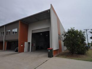 Modern Industrial Warehouse Unit - Garbutt