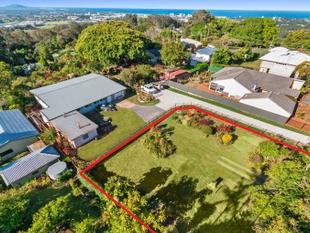 Level Land on exclusive Eckersley Avenue - Buderim
